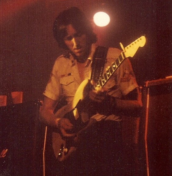 Allan Holdsworth 1978