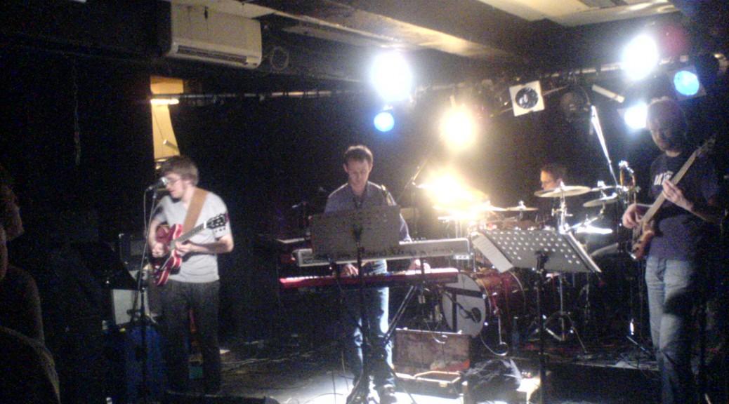 Panzerpappa concert, 2007