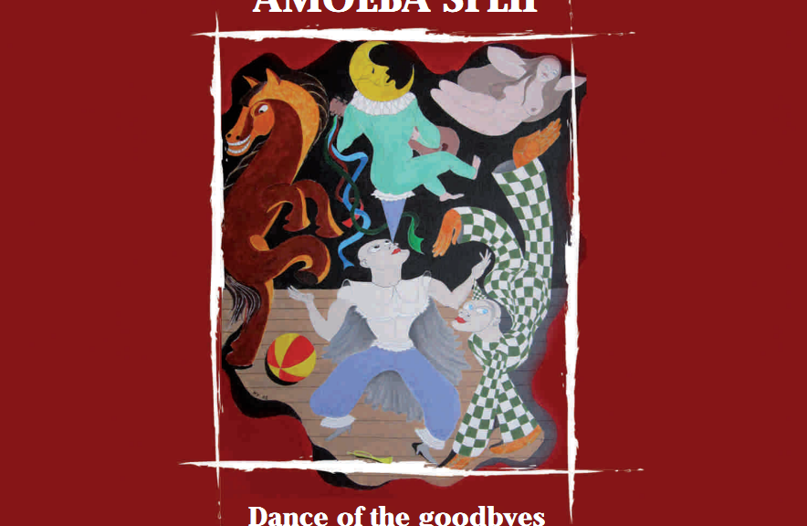 Dance of the goodbyes album cover